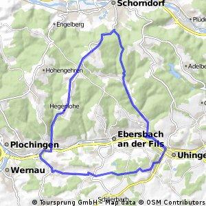 Schorndorf reichenbach_36km