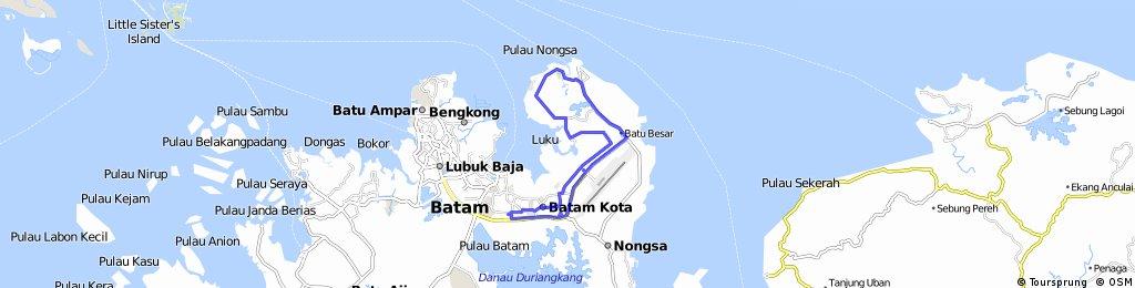 goeser bike sorangan  Batam Kota