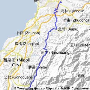 竹北-經ㄅㄆㄇ-台三線-汶水