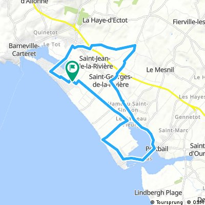 Frankrijk Route Zuid