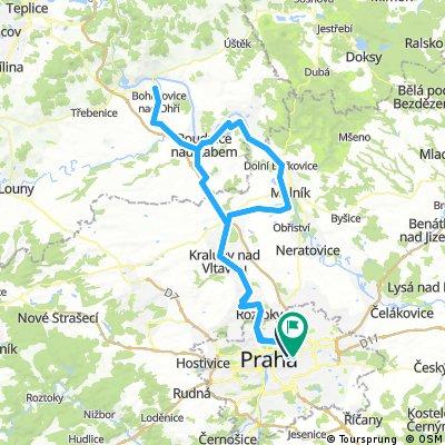 Praha - Terezín - Praha