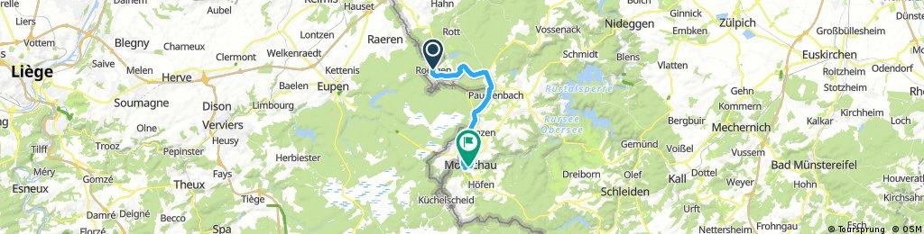Roetgen - Monschau
