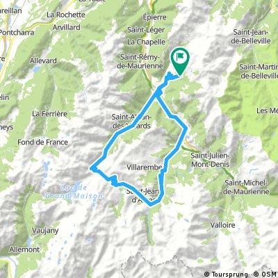 Alpy 2017 - Col de la Croix de Fer