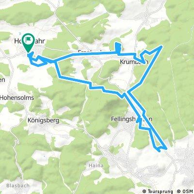 MTB-ERDA.DE - Drei Herren Steine Trail (16.07.2016)