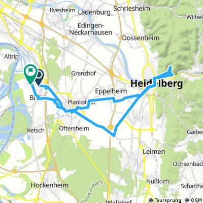 Brühl - Philosophenweg