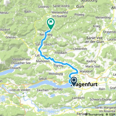 RR-Berg: KLU-KrDorf-Lendorf-Pitzelstätten-KleinSV-FE-HA-StUlrich-Steuerberg-Goggausee