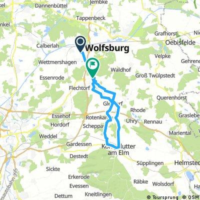 N. Königslutter ca. 48km