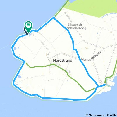 St. Peter - Route Nordstrand