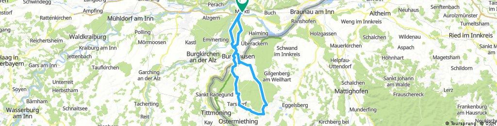 RC RITZLFUCHSER: TOUREN-/E-BIKE TOUR HOLZÖSTER SEE (58 km)