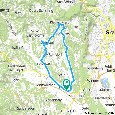 lieboch-attendorfberg-plankenwarth-reiteregg-söding-lieboch
