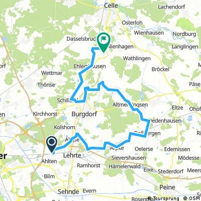 BSG Ahlten - Immensen - Schillerslage - Nh