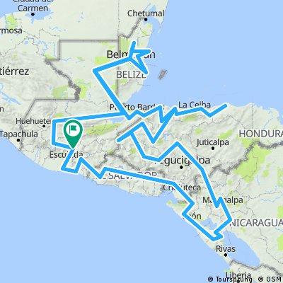 voledige route :)