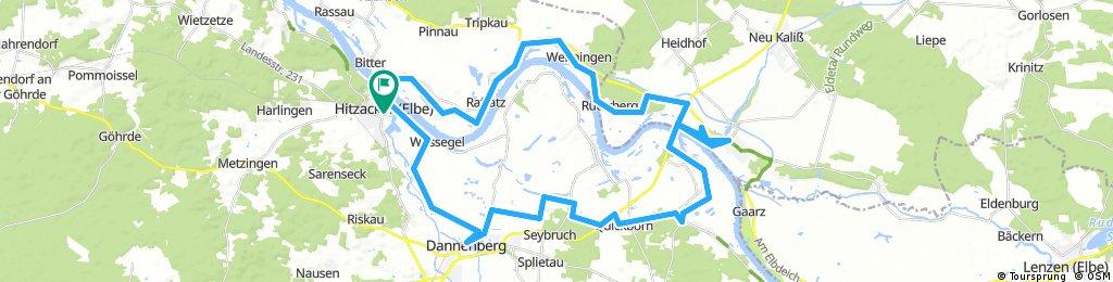 Stadt - Land - Fluss - Hitzacker