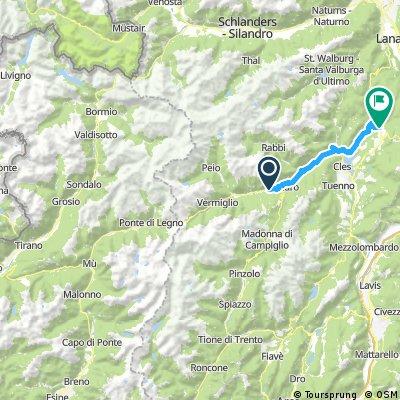 MT 6 Aprica - Ponte Legno - Fondo