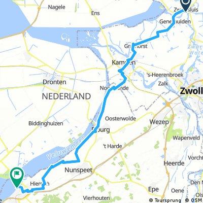 Zwartlouis-Harderwijk