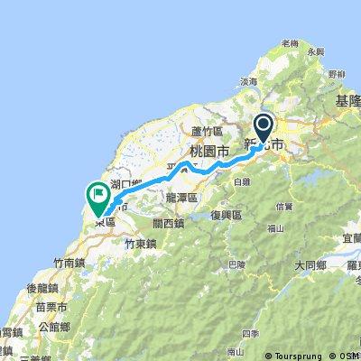 2016環島旅Day1_新竹