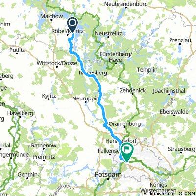 Ludorf Berlin in 130km