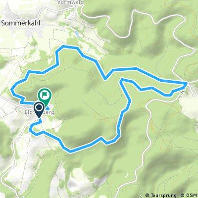 Engländer-Route 14 km