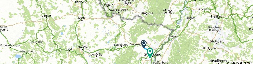 Saarlouis Lingolsheim