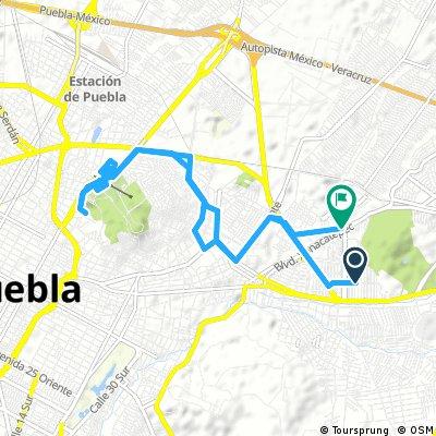 ruta de domingo <3 24.7.16