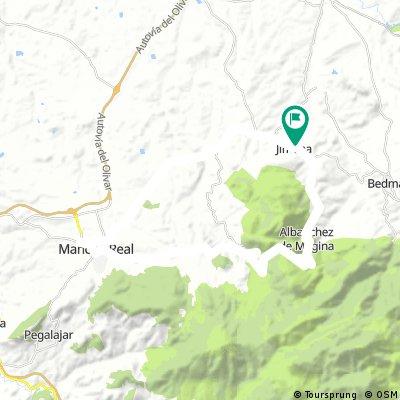 Jimena-Albanchez-Torres-Mancha Real-Jimena