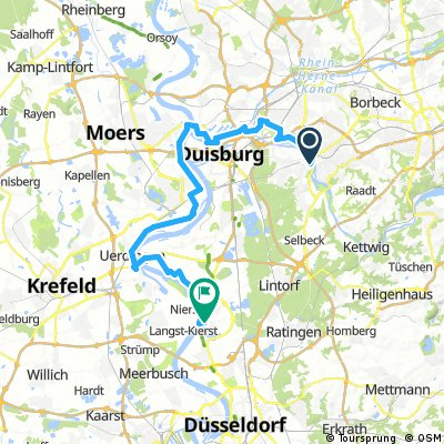 Ruhr-Rhein-Wupper / Etappe 03