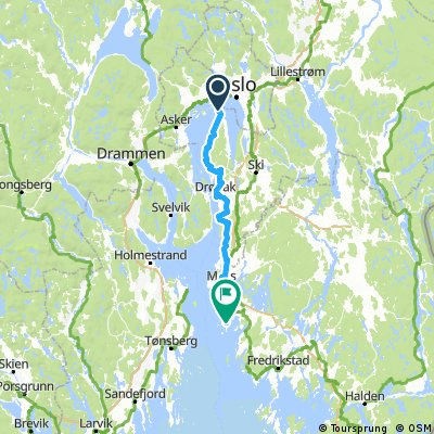Nesodden - Larkollen