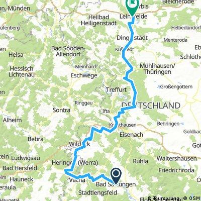 MT 15 Bad Salzungen-Mihla-Leinefelde