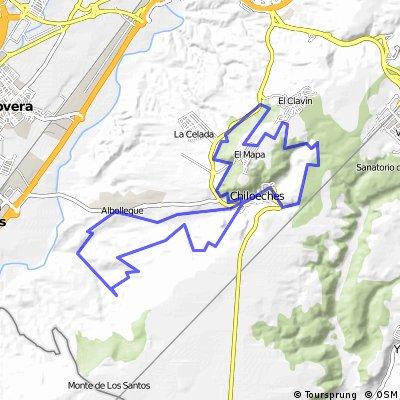 Ruta del Pavo 2009. Chiloeches