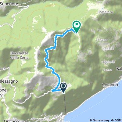 Pigra - Alpe di Colonno