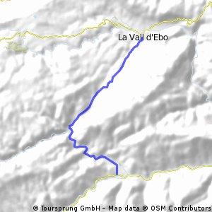 Vall Ebo - Castell