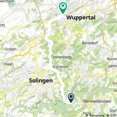 Ruhr-Rhein-Wupper / Etappe 06