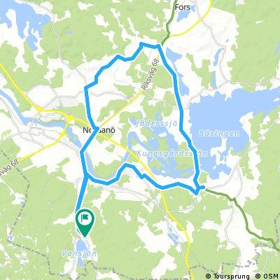 karlbo-lund skogsbo 35km