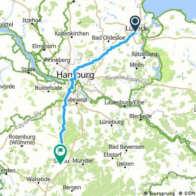 Deutschland Tour 2. Etappe