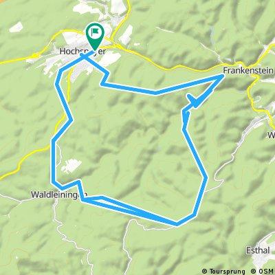 Mountainbikepark Tour 4 / Teil1