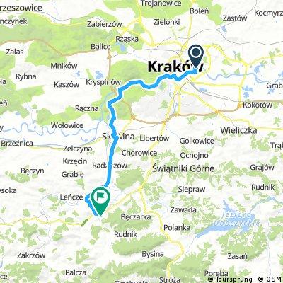 Kraków-Skawina-Biertowice