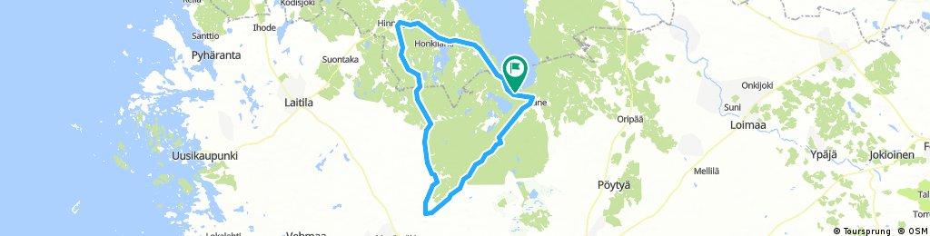 Valas-Hinnerjoki-Mynämäentie-Valas