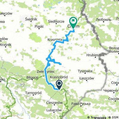 Green Velo Eastern Cycle Trail