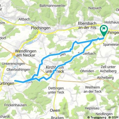 Albershausen-Nürtingen_41Km