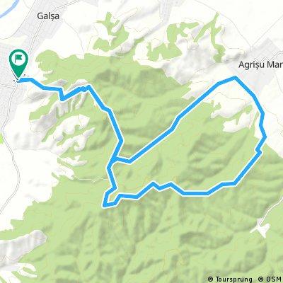 Arad Bike Race - Traseu Race