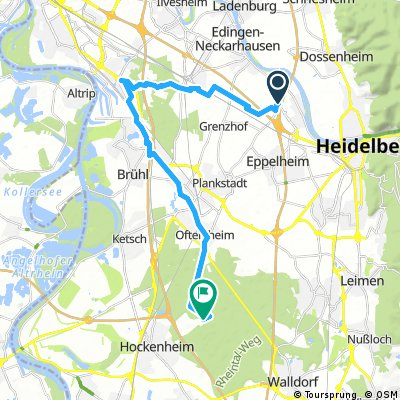 Zum Hockenheimring!