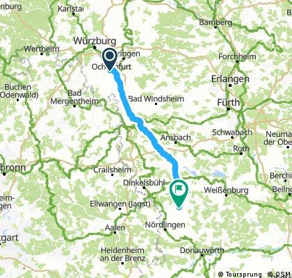 Ochsenfurt - Oettingen