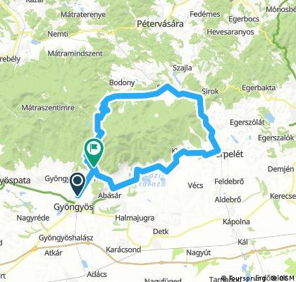 MátraKör73km