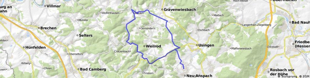 RTF-Neu-Anspach 41km