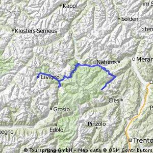 Alpi Bike VI. Ortles-Stelvio