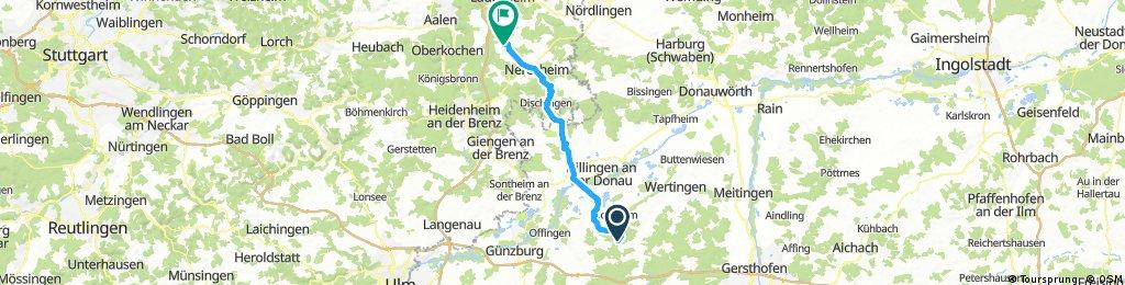 2016 Bayern Tour,Baiersbrunn-Donau/Lauingen-Elchingen