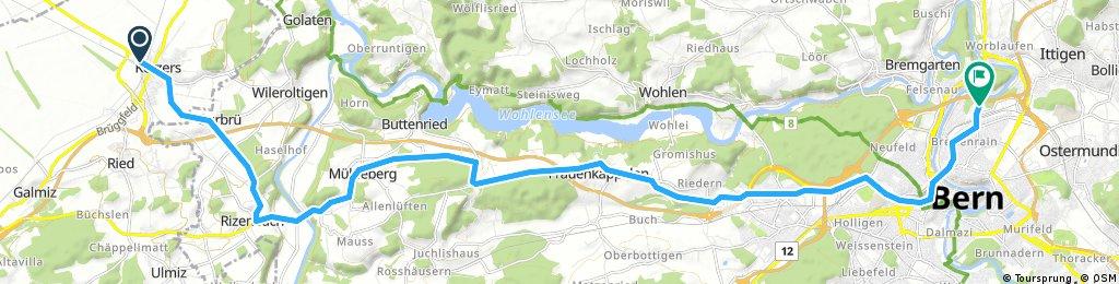 Kerzers - Bern