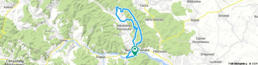 Bucovina MTB Maraton 2016 | Traseul Standard