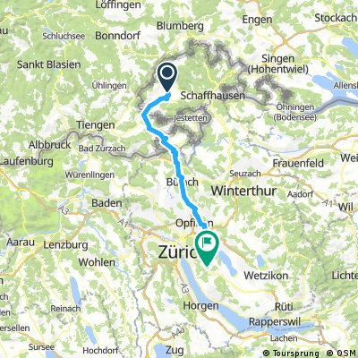 Gächlingen-Zollikerberg