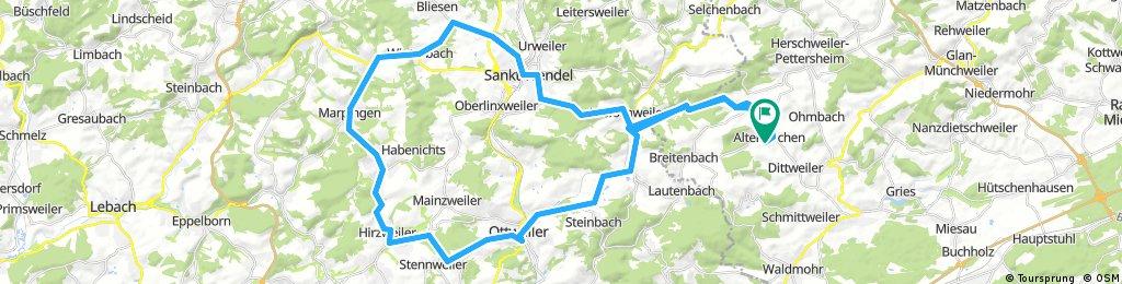 Frohnhofen Ottweiler Stennweiler Marpingen St.Wendel Frohnhofen